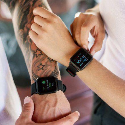 Smartwatch Garett Sport 17 Plus szary