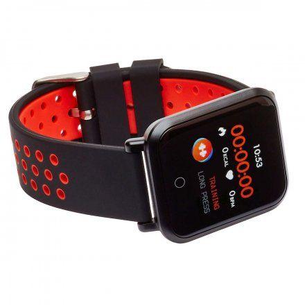 Smartwatch Garett Sport 17 Plus czerwony