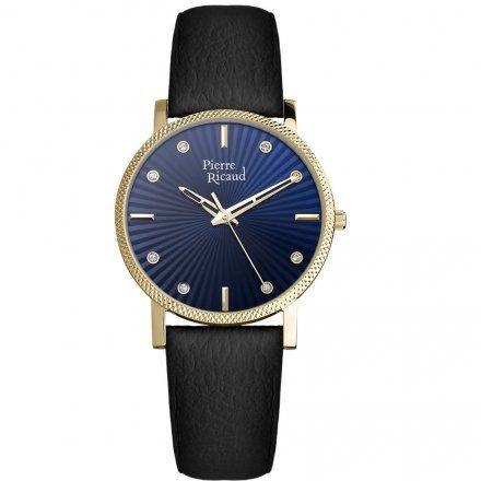 Pierre Ricaud P21072.1297Q Zegarek - Niemiecka Jakość