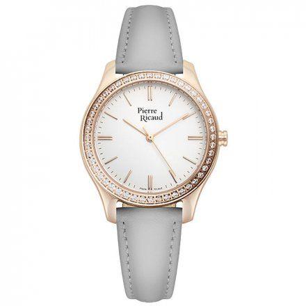 Pierre Ricaud P22053.9GR3Q Zegarek - Niemiecka Jakość