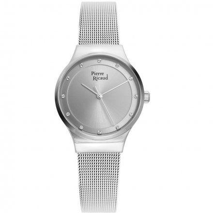 Pierre Ricaud P22038.5147Q Zegarek - Niemiecka Jakość