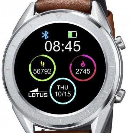 L50008/1 Smartwatch Męski Lotus L50008-1 Smartime