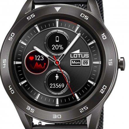 L50011/1 Smartwatch Męski Lotus L50011-1 Smartime