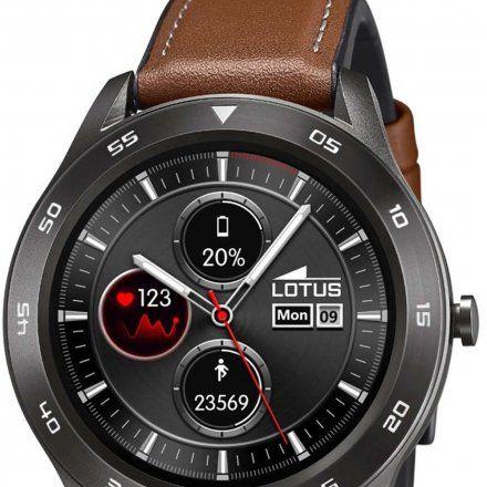L50012/1 Smartwatch Męski Lotus L50012-1 Smartime