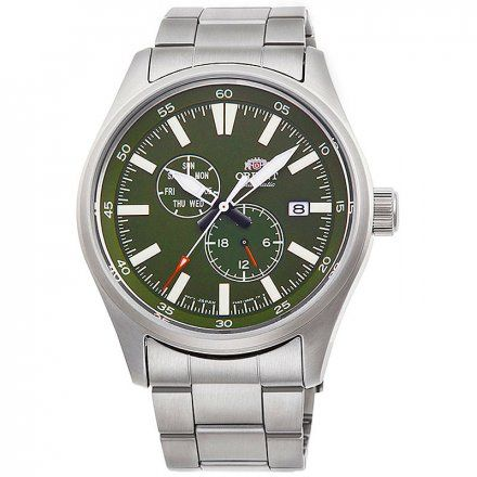 ORIENT RA-AK0402E10B Zegarek Automatyczny Japońskiej Marki Orient