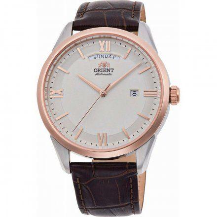 ORIENT RA-AX0006S0HB Zegarek Automatyczny Japońskiej Marki Orient