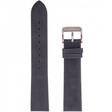 Pasek skórzany do zegarka Bisset BS-137 - 20 mm