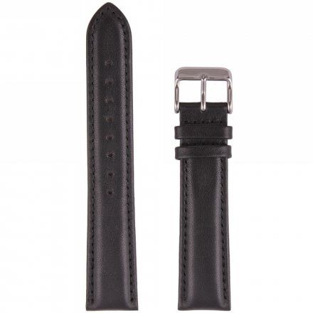 Pasek skórzany do zegarka Bisset BS-138 - 20 mm