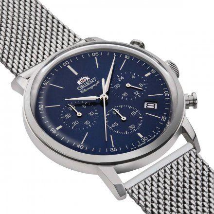 ORIENT RA-KV0401L10B Zegarek Kwarcowy Japońskiej Marki Orient
