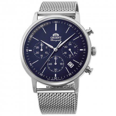 ORIENT RA-KV0401L10B Zegarek Męski Kwarcowy Japońskiej Marki Orient