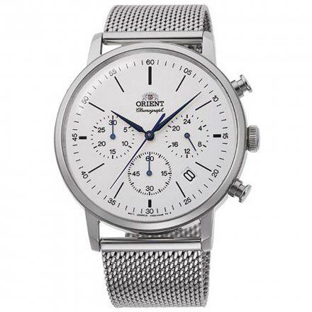 ORIENT RA-KV0402S10B Zegarek Kwarcowy Japońskiej Marki Orient