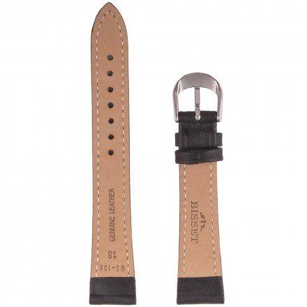 Pasek skórzany do zegarka Bisset BS-158- 18 mm