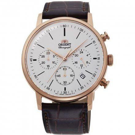 ORIENT RA-KV0403S10B Zegarek Kwarcowy Japońskiej Marki Orient