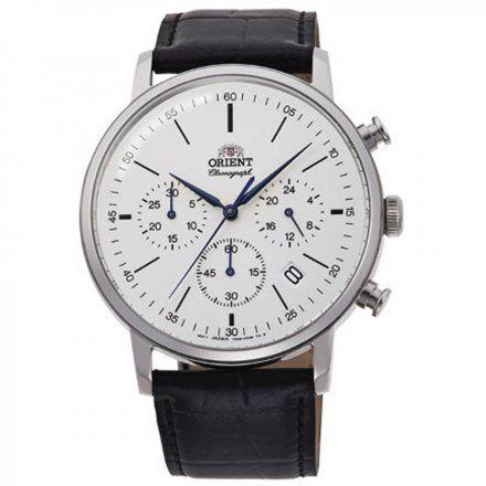 ORIENT RA-KV0405S10B Zegarek Kwarcowy Japońskiej Marki Orient