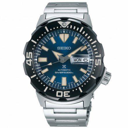 Seiko SRPE09K1 Zegarek Męski Prospex Diver Automatic