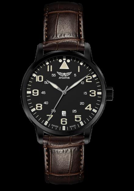 Zegarek Męski Aviator V.1.11.5.037.4 Airacobra