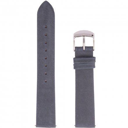 Bisset Pasek skórzany do zegarka BISSET BS-143-18mm uniwersalny