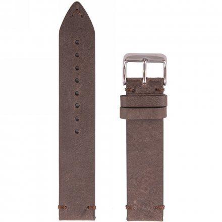 Bisset Pasek skórzany do zegarka BISSET BS-140-20mm uniwersalny