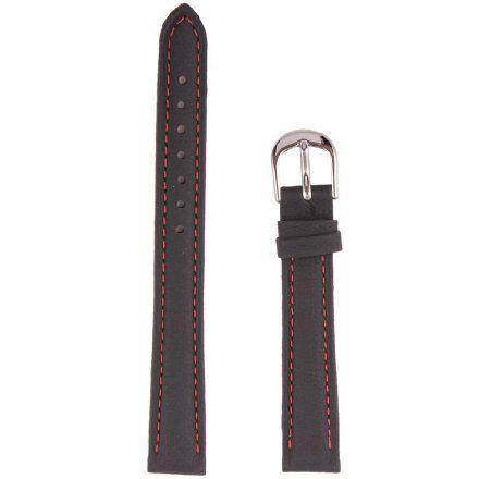Bisset Pasek skórzany do zegarka BISSET BS-158-14mm rozmiar XL