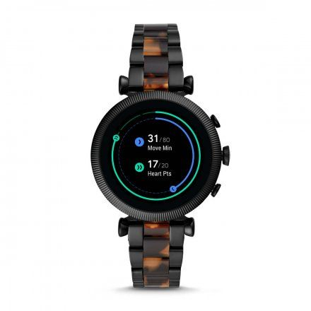 Smartwatch Fossil Sloan HR FTW6042 Fossil Smartwatches Gen 4