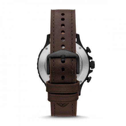 Zegarek Fossil Q FTW1192 - FossilQ Garrett Hybrid Watch Smartwatch