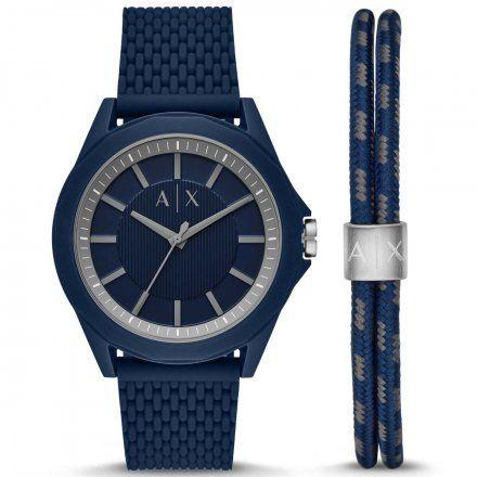 AX7118 Armani Exchange DREXLER zegarek AX + BRANSOLETKA KOMPLET