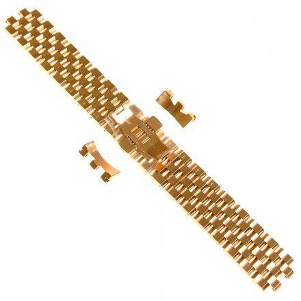 Bransoleta do zegarka Vostok Europe Bransoleta Gaz-14 Tritium - złota