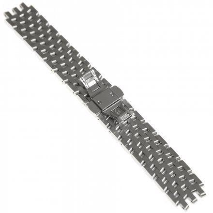 Bransoleta do zegarka Vostok Europe Bransoleta Rocket N1 Large - stalowa (5146) z połyskiem