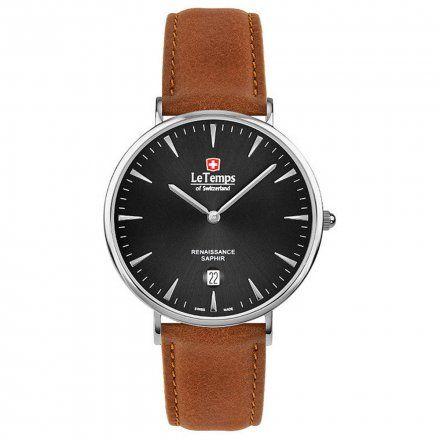 Le Temps LT1018.07BL02 Zegarek Szwajcarski męski
