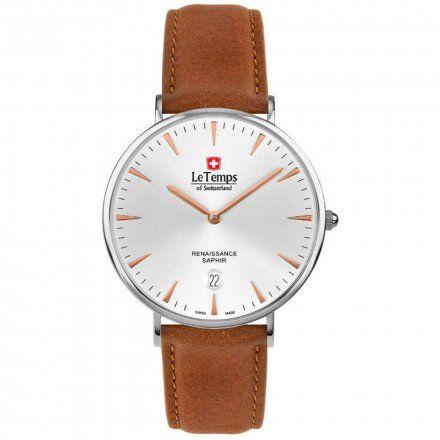 Le Temps LT1018.46BL02 Zegarek Szwajcarski męski