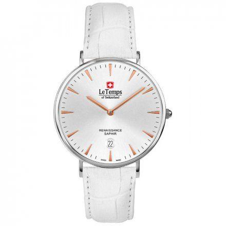 Le Temps LT1018.46BL04 Zegarek Szwajcarski męski