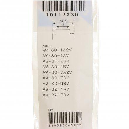 Pasek 10117230 Do Zegarka Casio Model AW-80-1A