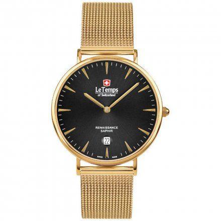 Le Temps LT1018.87BD01 Zegarek Szwajcarski męski