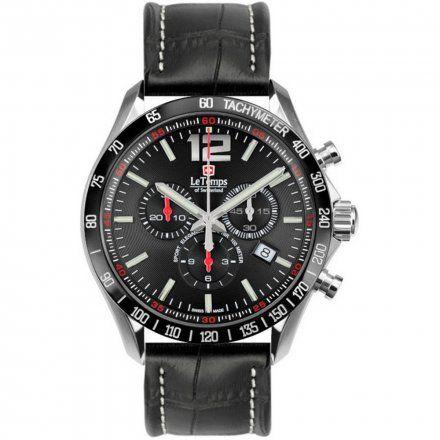 Le Temps LT1041.18BL01 Zegarek Szwajcarski męski