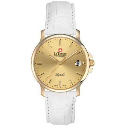 Le Temps LT1056.56BL64 Zegarek Szwajcarski damski