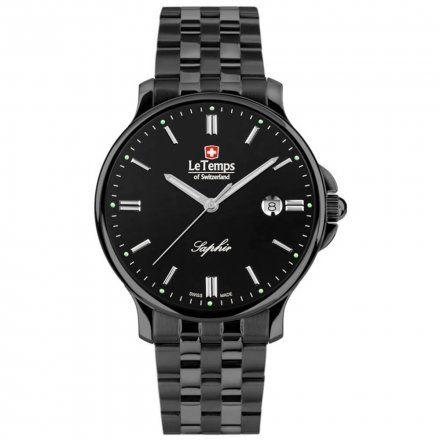 Le Temps LT1067.32BB01 Zegarek Szwajcarski męski