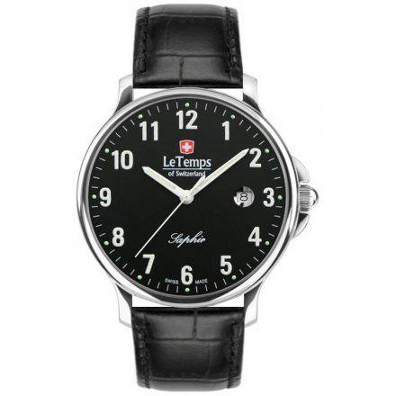 Le Temps LT1067.07BL01 Zegarek Szwajcarski męski