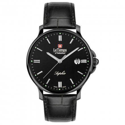 Le Temps LT1067.32BL31 Zegarek Szwajcarski męski