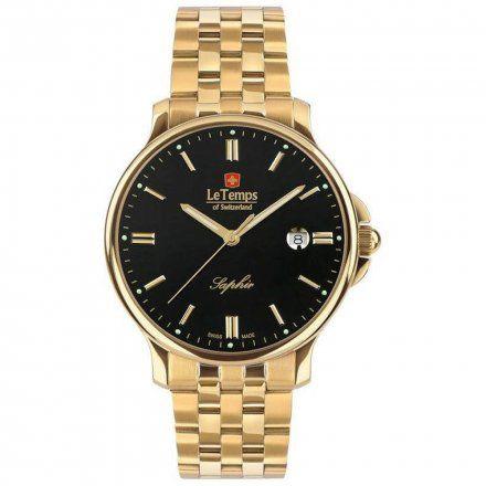 Le Temps LT1067.58BD01 Zegarek Szwajcarski męski