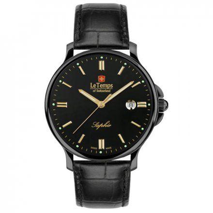 Le Temps LT1067.75BL31 Zegarek Szwajcarski męski