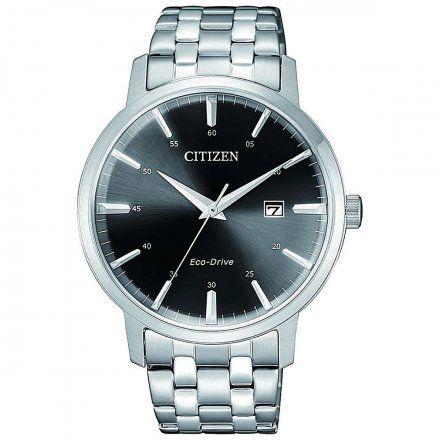Citizen BM7460-88E Zegarek Męski na bransolecie Eco Drive Elegance