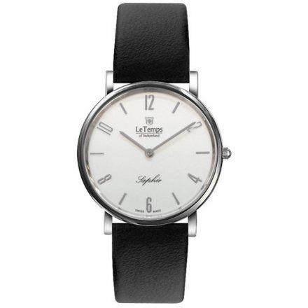 Le Temps LT1085.01BL11 Zegarek Szwajcarski damski