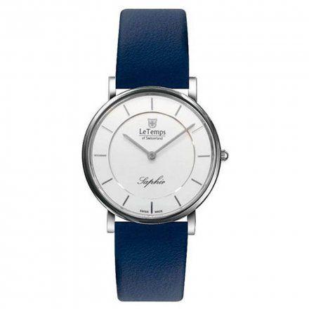 Le Temps LT1085.03BL13 Zegarek Szwajcarski damski