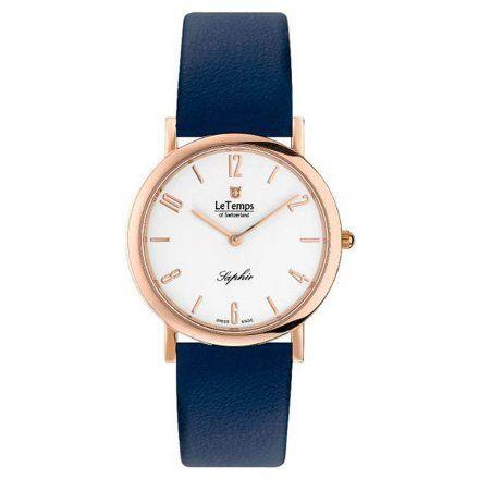 Le Temps LT1085.51BL43 Zegarek Szwajcarski damski