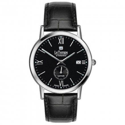 Le Temps LT1087.12BL01 Zegarek Szwajcarski męski