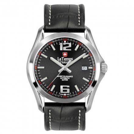 Le Temps LT1090.11BL01 Zegarek Szwajcarski męski