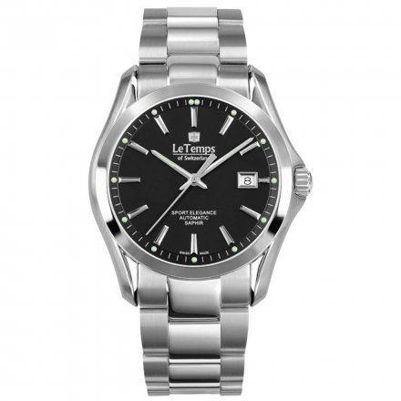 Le Temps LT1090.12BS01 Zegarek Szwajcarski męski