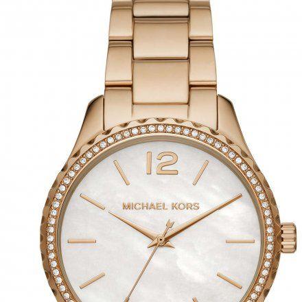 MK6870 Zegarek Damski Michael Kors na bransolecie Layton