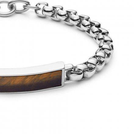 Biżuteria Fossil - Bransoletka JF03447040