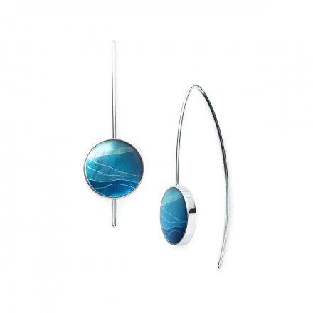 Biżuteria Skagen - SKJ1340040 - Kolczyki SKJ1340040
